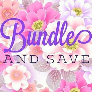 Bundle up and save $ !!!